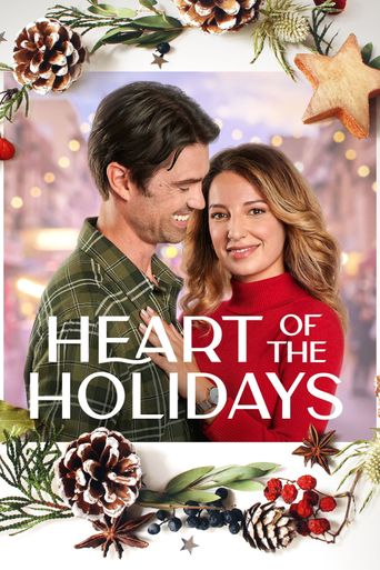 Heart of the Holidays Poster