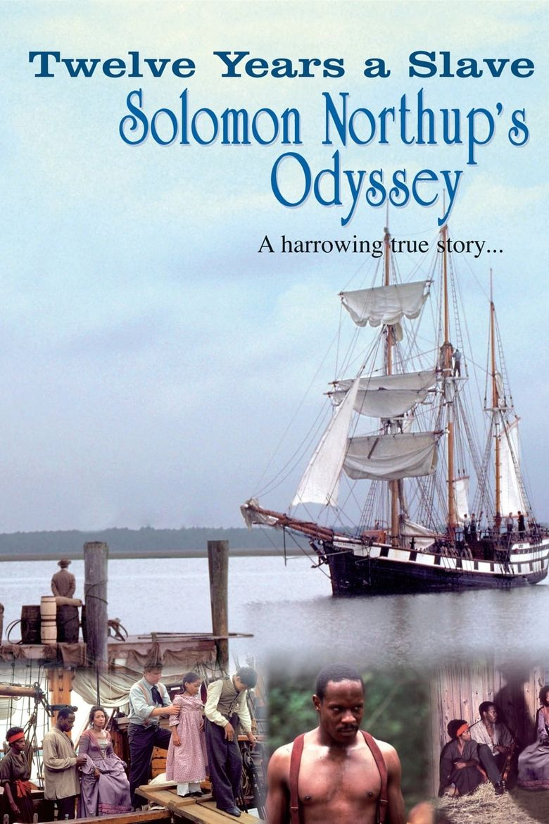Solomon Northup's Odyssey Poster