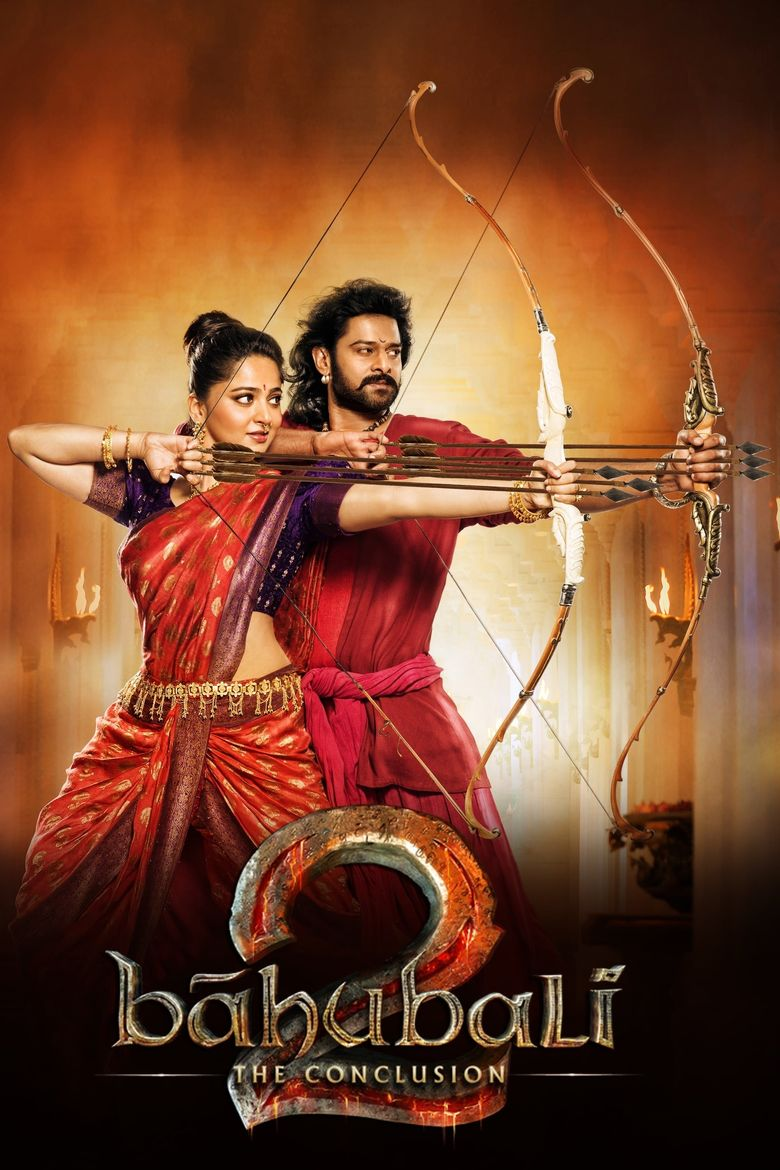 Bāhubali 2: The Conclusion Poster