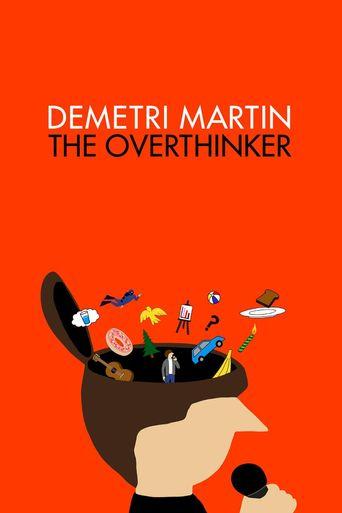 Demetri Martin: The Overthinker Poster