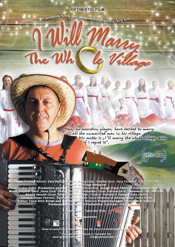 I Will Marry the Whole Village Poster