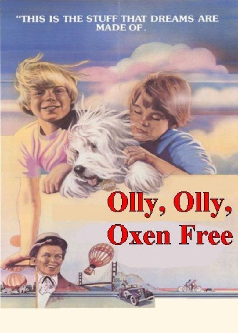 Olly, Olly, Oxen Free Poster