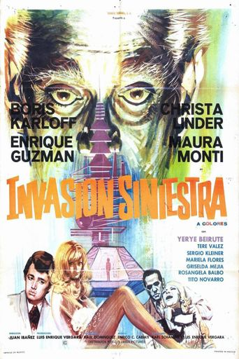Alien Terror Poster