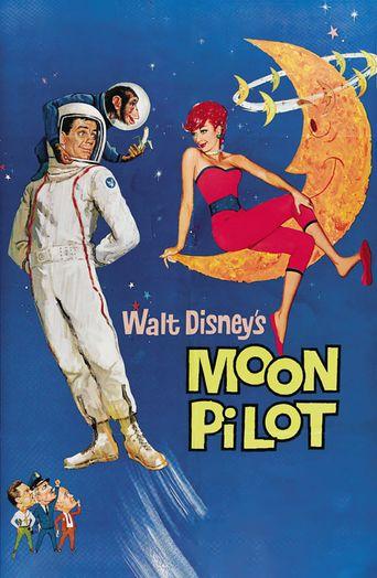 Moon Pilot Poster