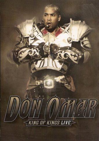 Don Omar: King of Kings Live Poster