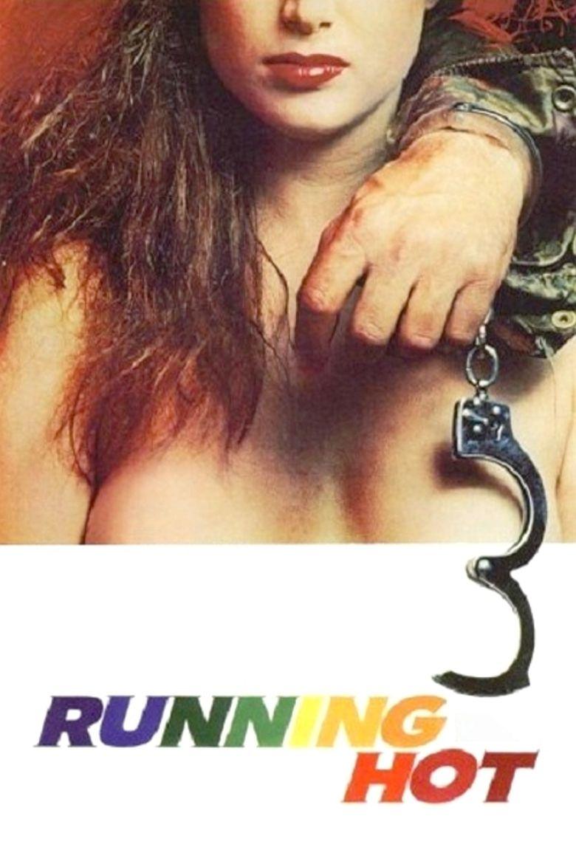 Running Hot Poster