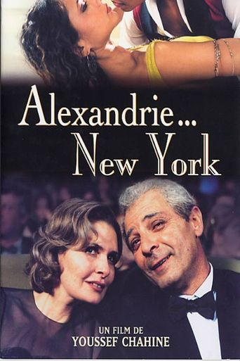 Alexandria... New York Poster