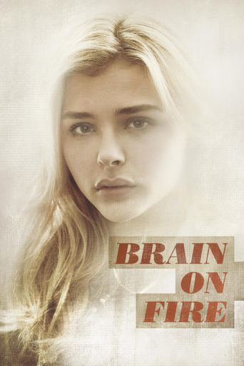 Brain on Fire Poster