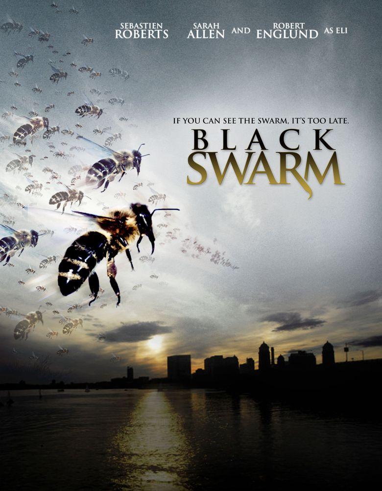 Black Swarm Poster
