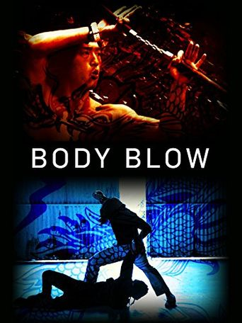 Body Blow Poster