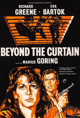 Beyond the Curtain Poster