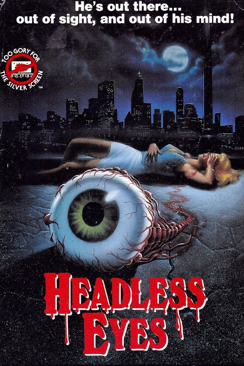 The Headless Eyes Poster