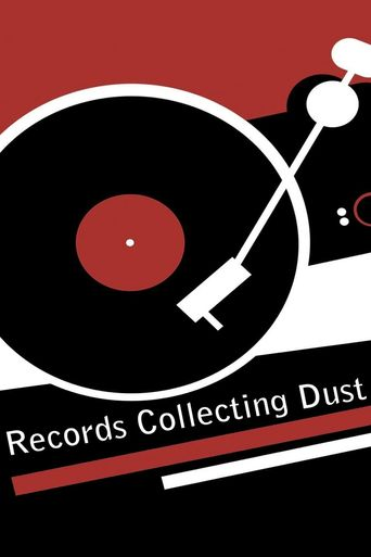 Records Collecting Dust Poster