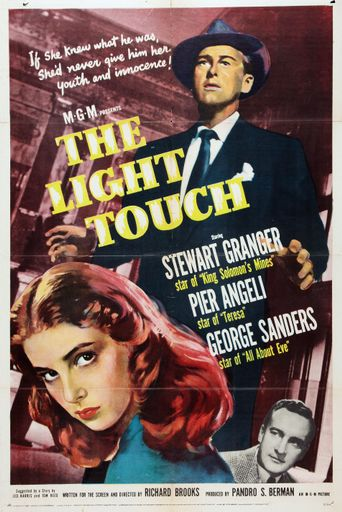 The Light Touch Poster