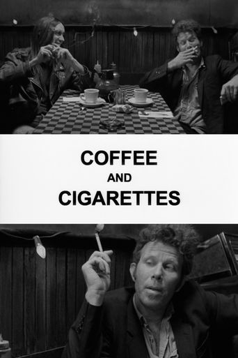 Coffee and Cigarettes III Poster