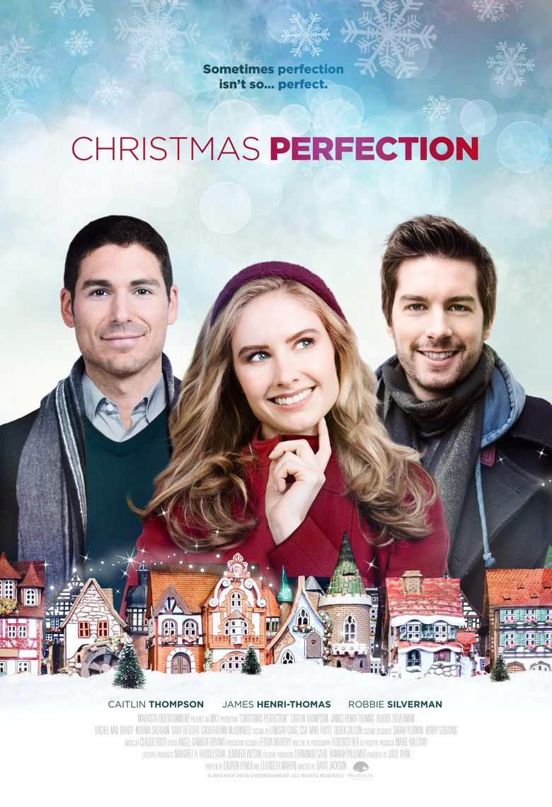 Christmas Perfection Poster