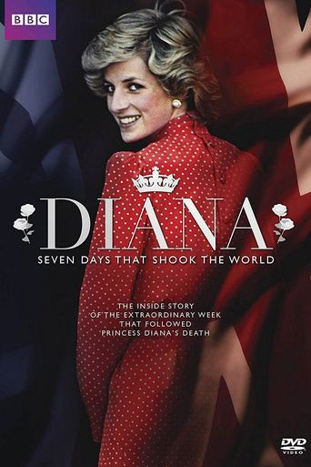 Diana: 7 Days That Shook the Windsors Poster