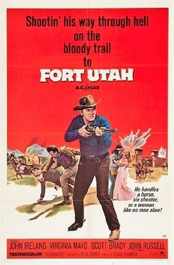 Fort Utah Poster