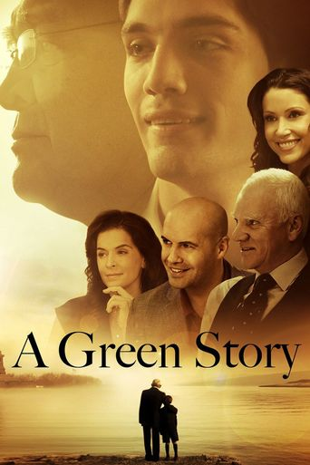 A Green Story Poster