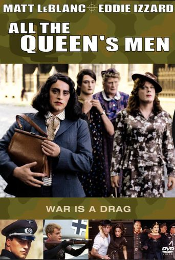 All The Queen's Men Poster