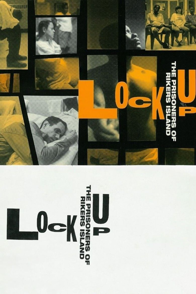 Lock Up: The Prisoners of Rikers Island Poster