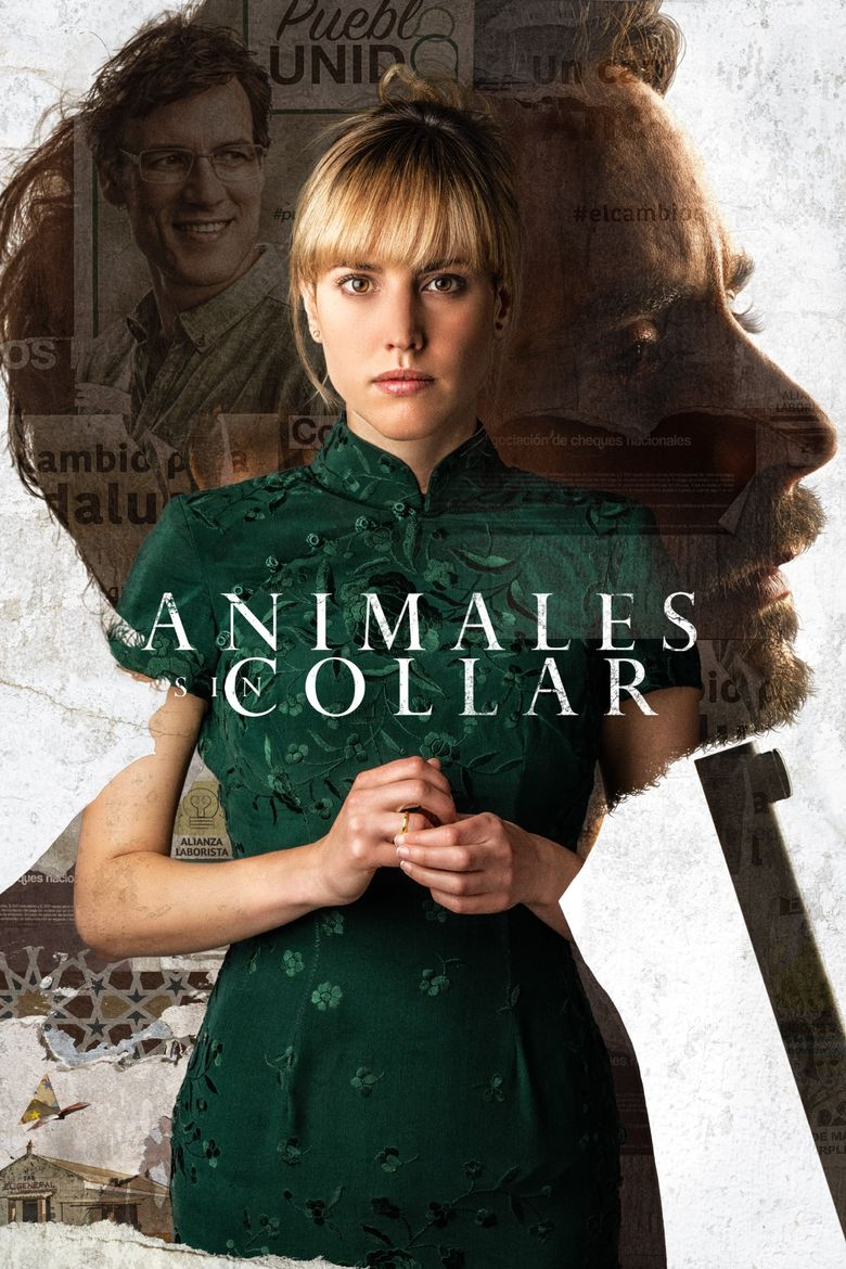 Animales sin collar Poster