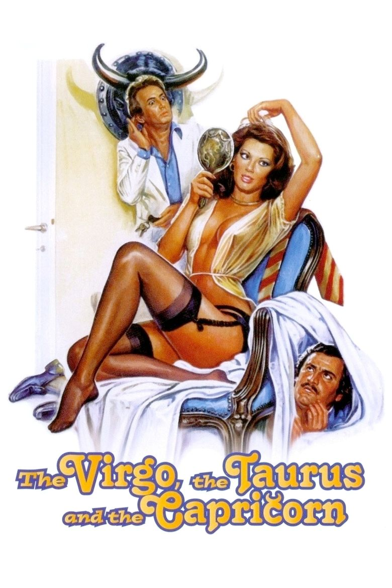 The Virgo, the Taurus and the Capricorn Poster