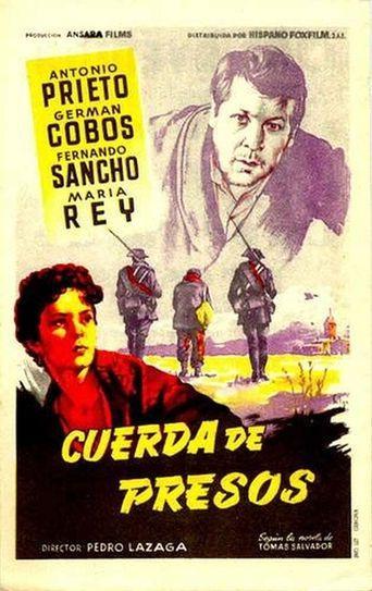 Cuerda de presos Poster