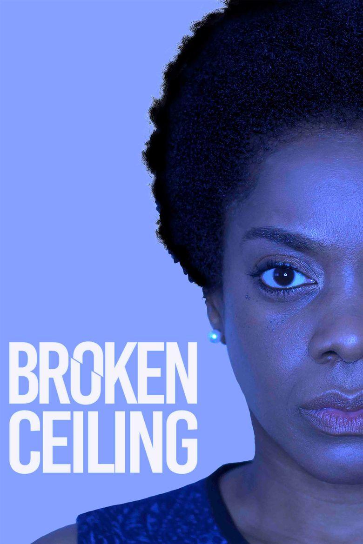 Broken Ceiling Poster
