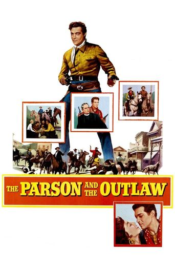The Parson and the Outlaw Poster