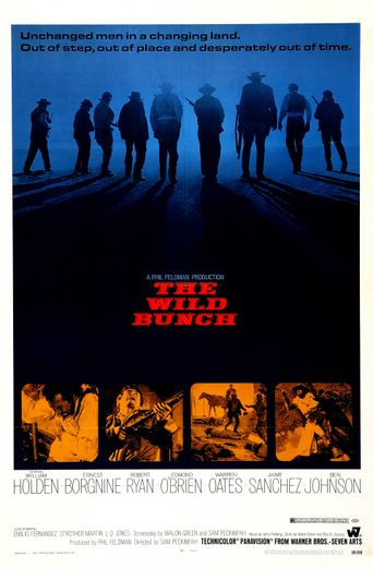 Watch The Wild Bunch