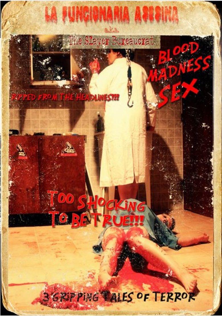 La Funcionaria Asesina a.k.a. The Slayer Bureaucrat Poster