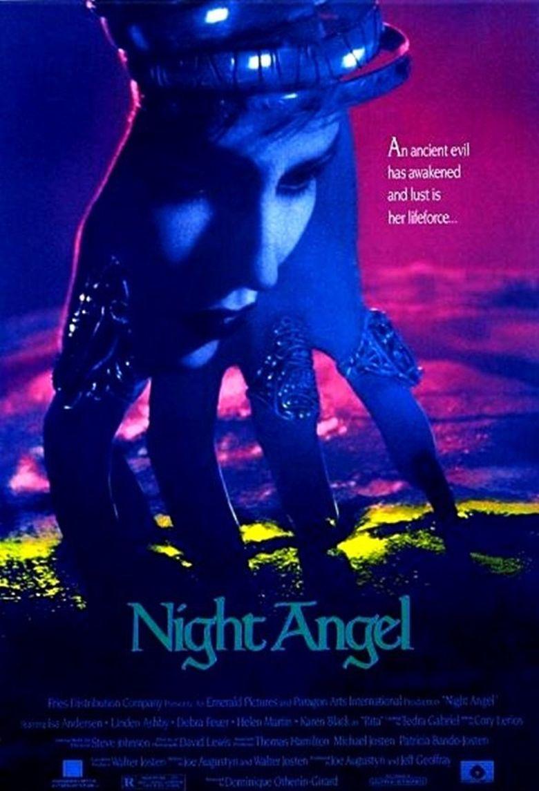 Night Angel Poster