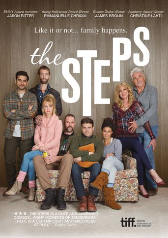 The Steps Poster