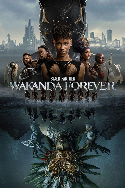 Black Panther: Wakanda Forever Poster