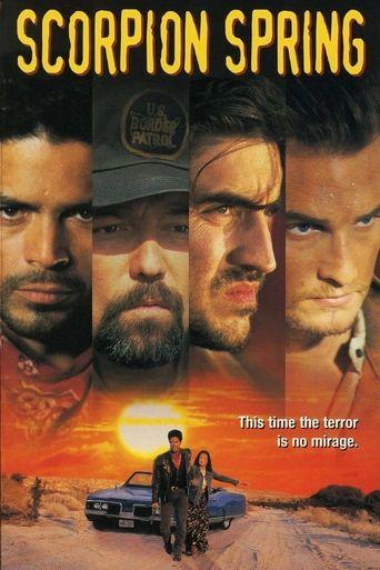 Scorpion Spring Poster