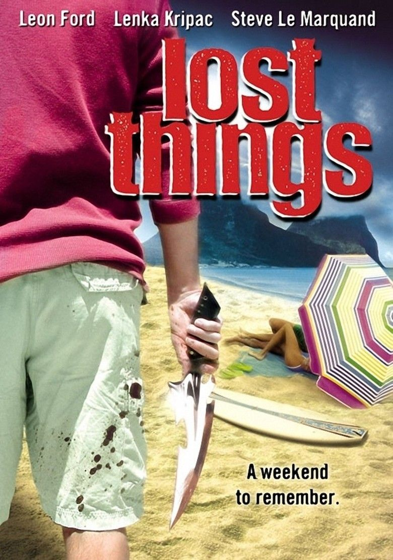 Lost Things Poster