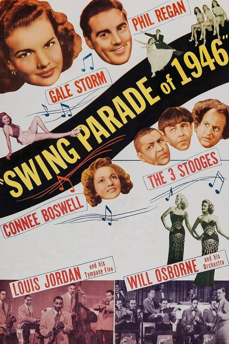 Swing Parade of 1946 Poster