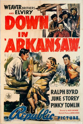 Down in 'Arkansaw' Poster