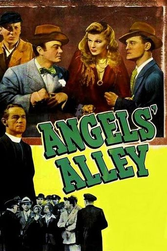 Angels' Alley Poster