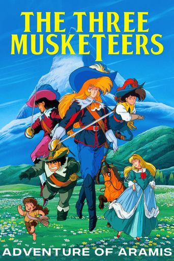 The Three Musketeers: Adventure of Aramis Poster