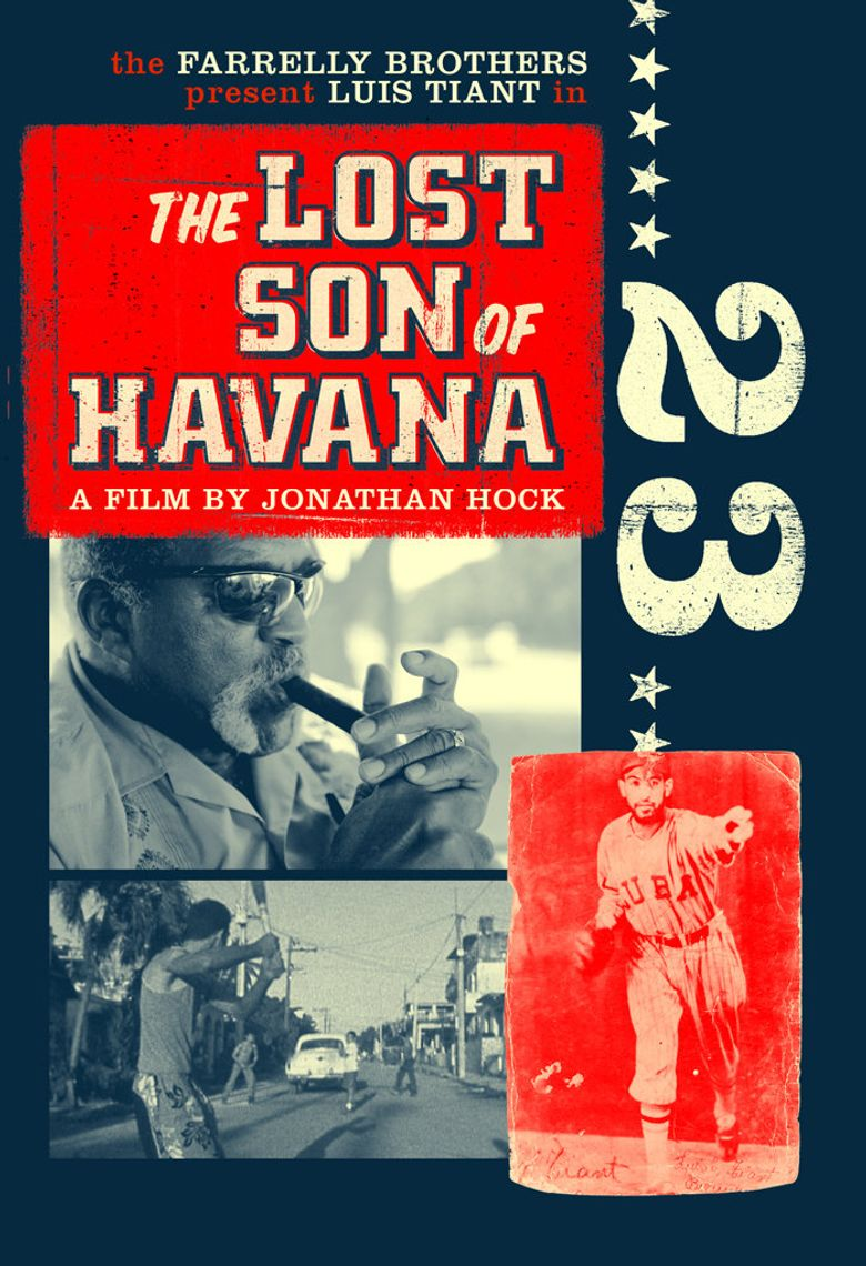 The Lost Son of Havana Poster