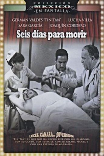 Seis días para morir Poster