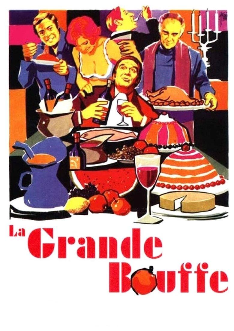 La Grande Bouffe Poster