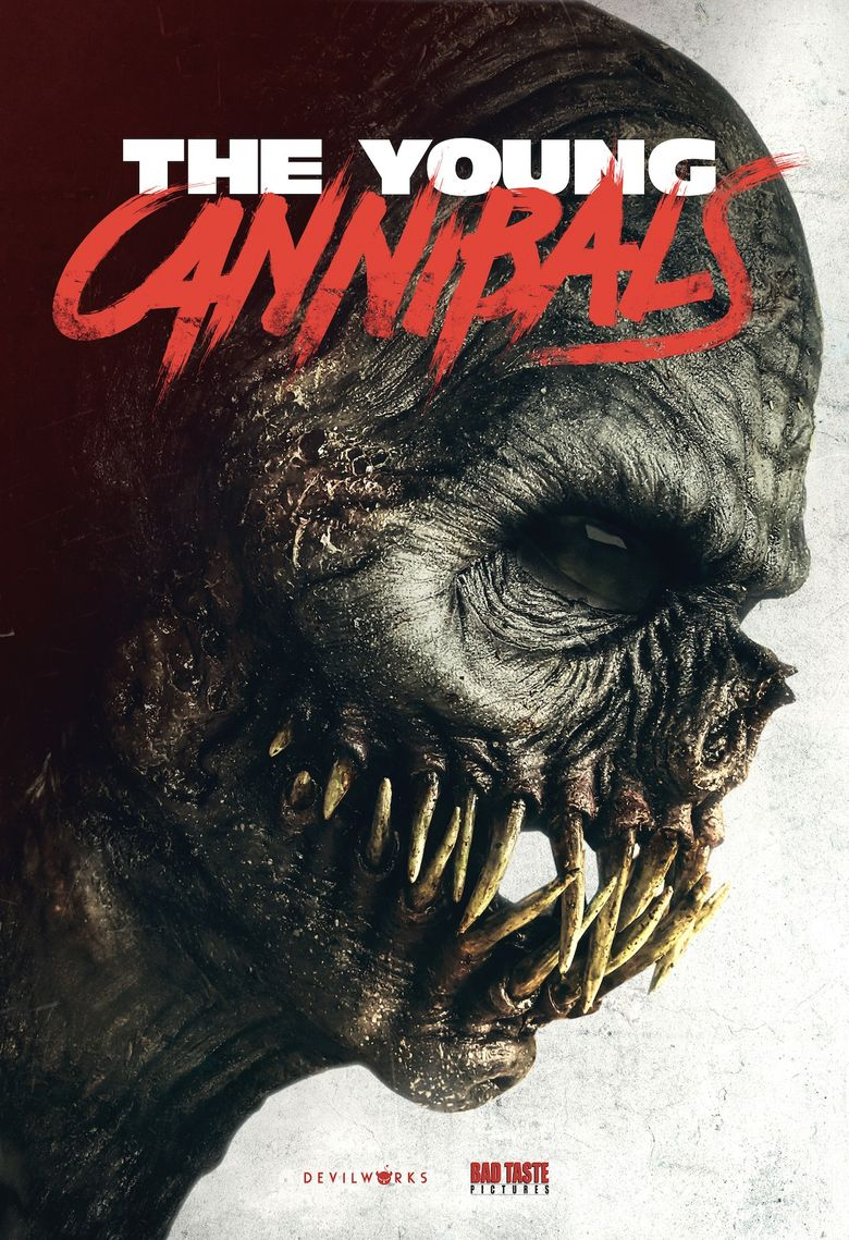 The Young Cannibals Poster