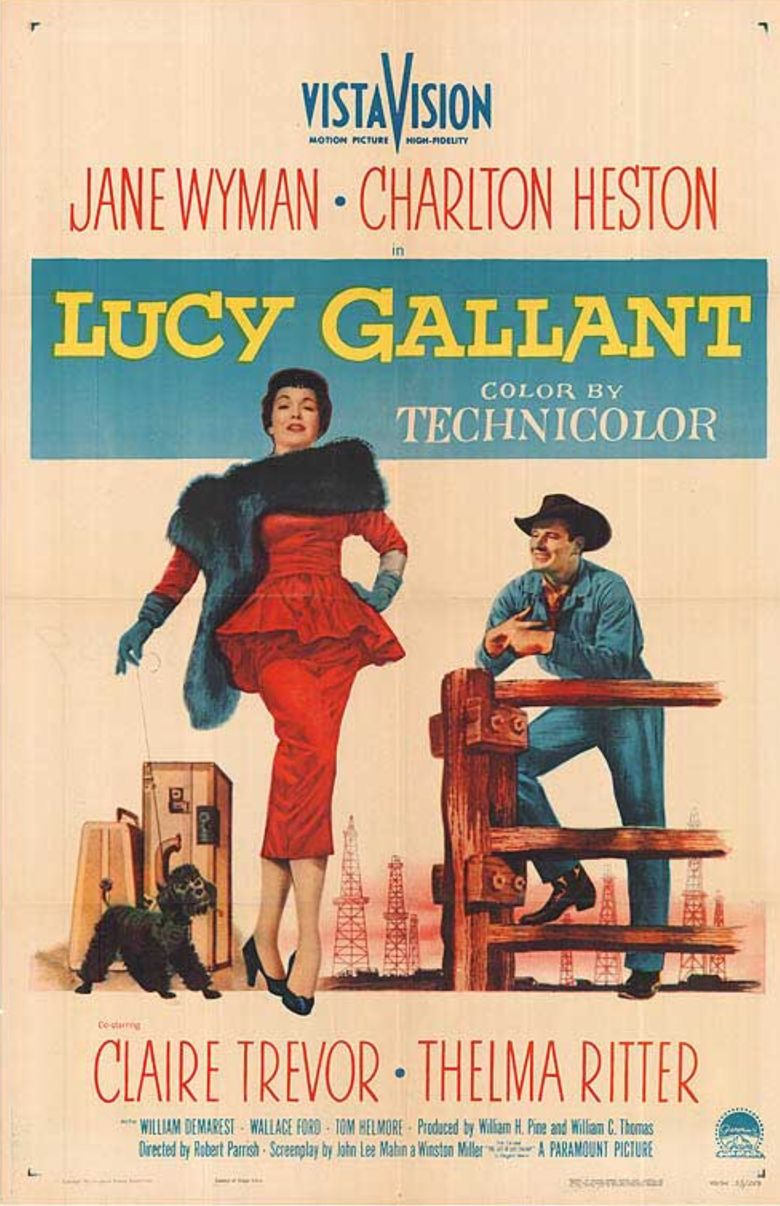 Lucy Gallant Poster