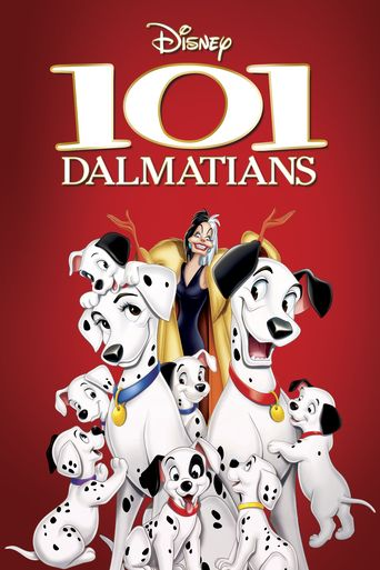 Watch One Hundred and One Dalmatians