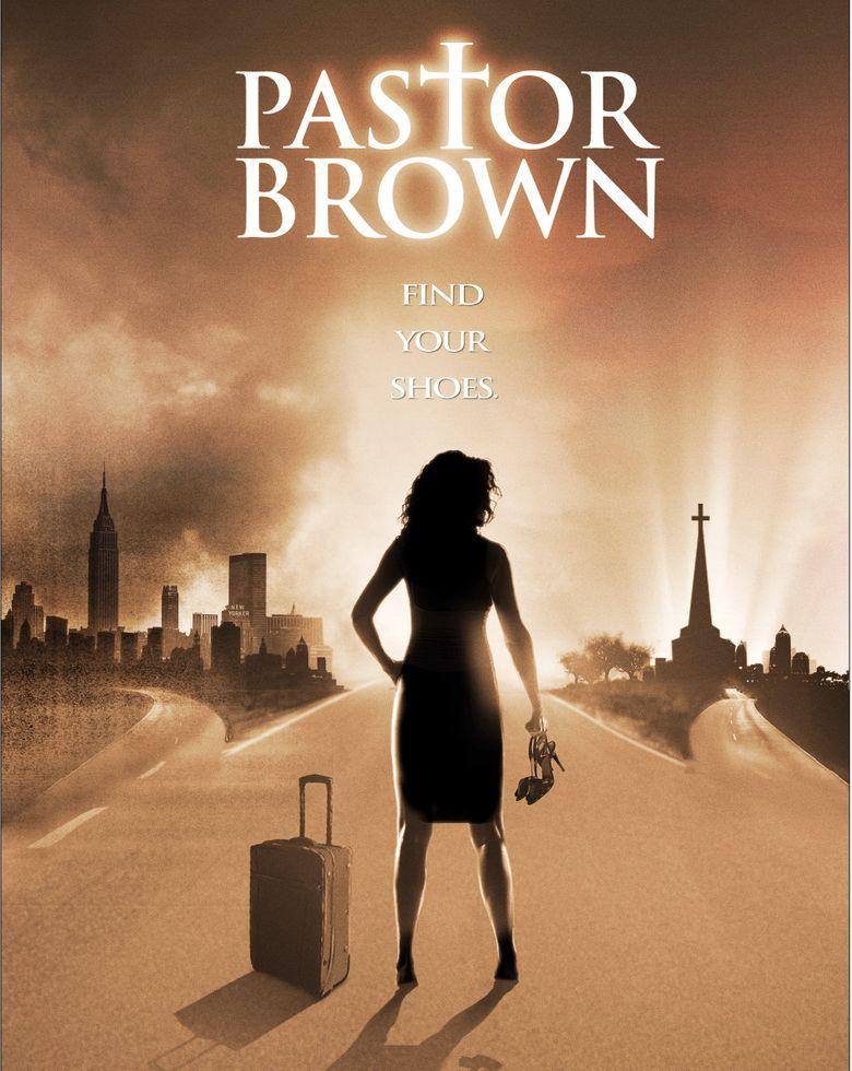 Pastor Brown Poster