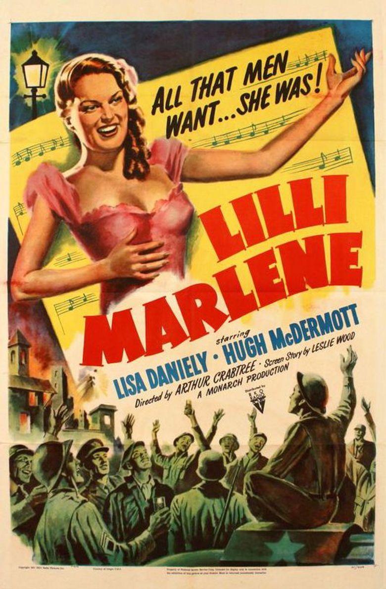 Lilli Marlene Poster