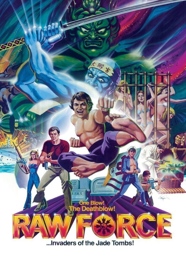 Raw Force Poster